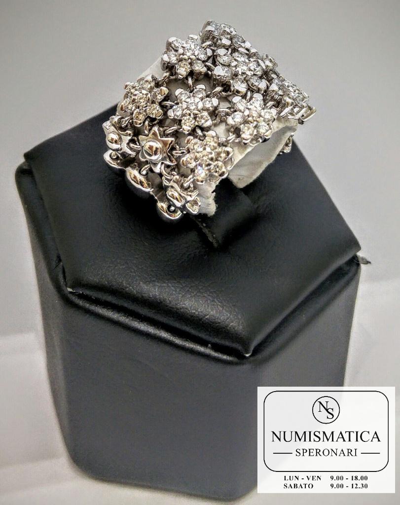 anello diamanti Damiani