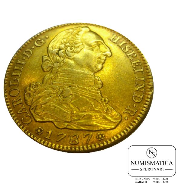 Valutazione monete 4 scudi spagnoli