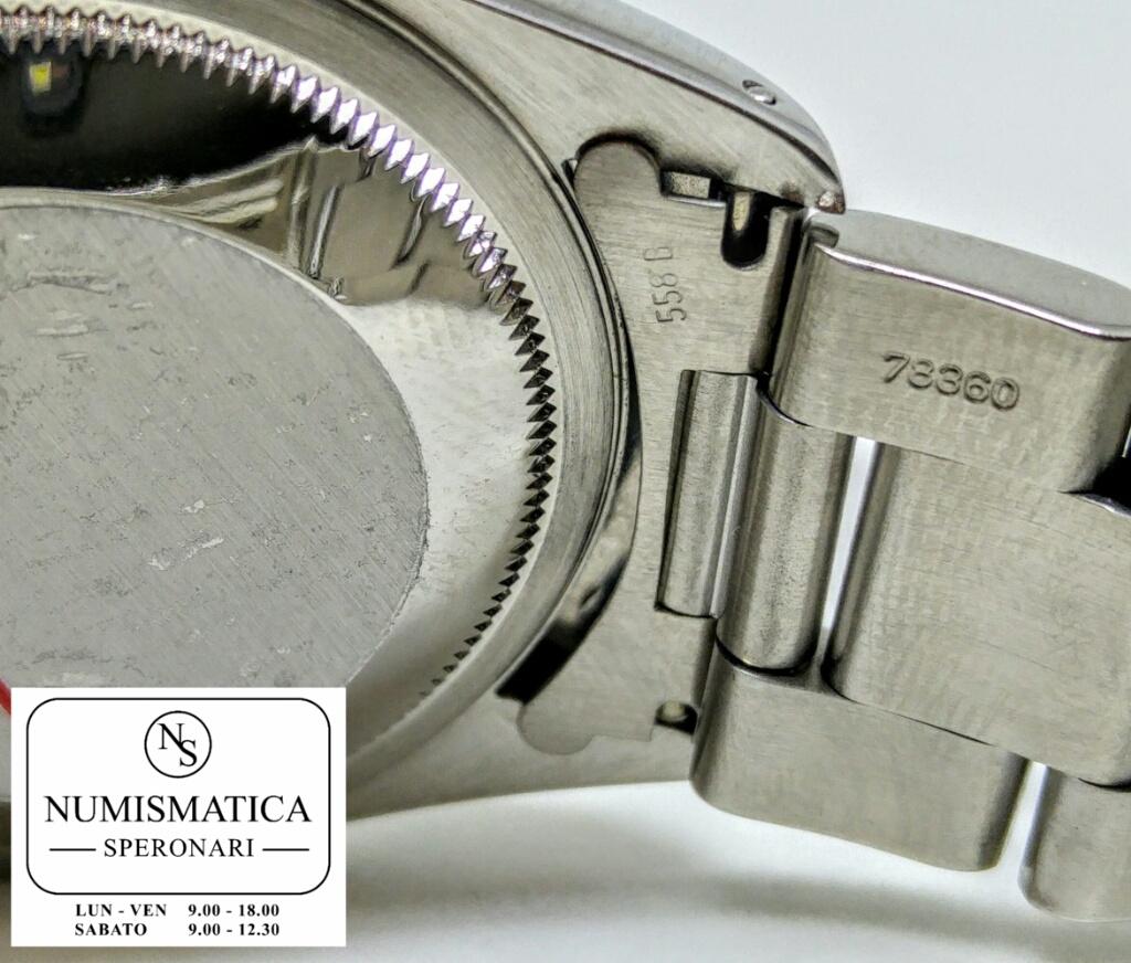 Rolex datejust finai e bracciale