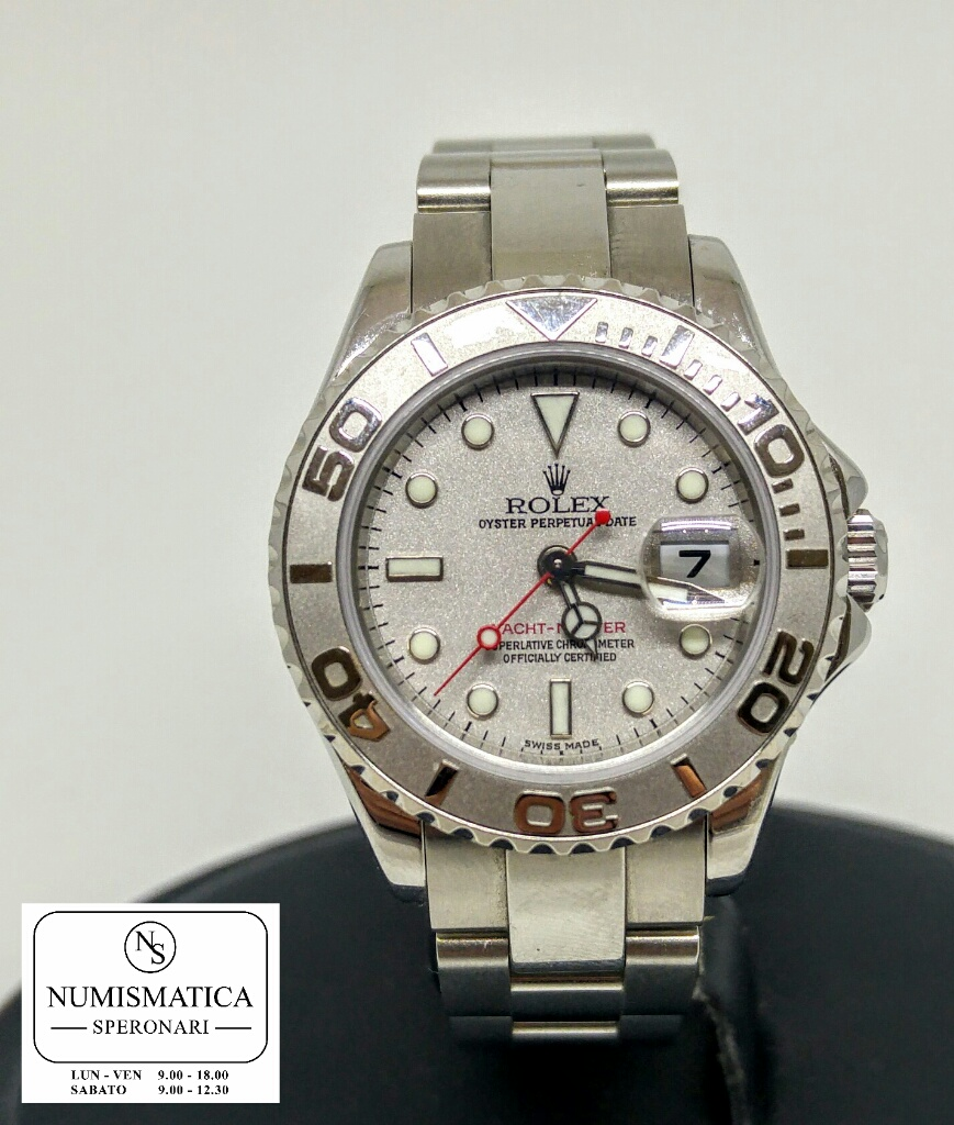 Rolex Yacht Master lady 169622 acciaio