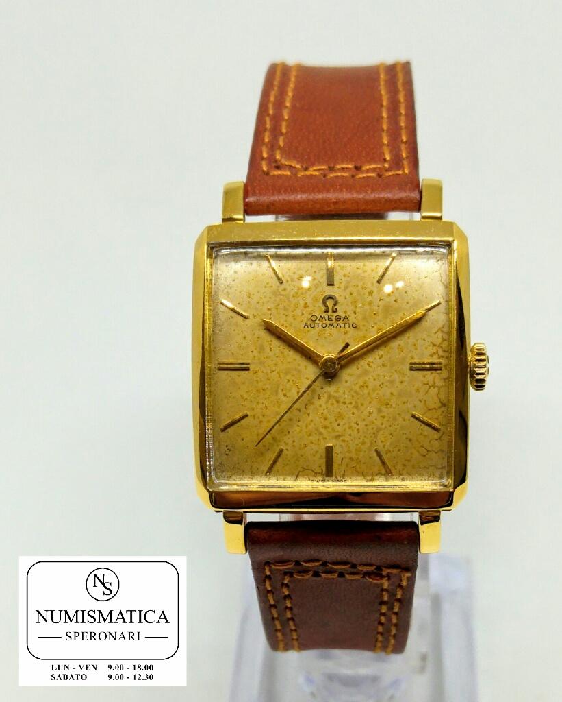 Omega Automatic cassa oro