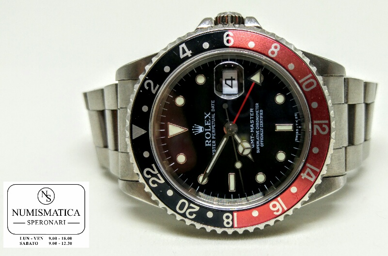 Orologi Rolex usati GMT Master 16700