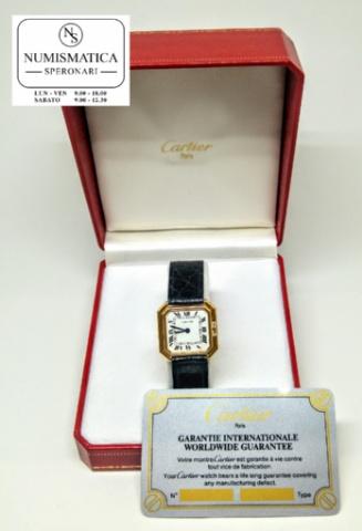 Cartier Ceinture scatola e garanzia ufficiale