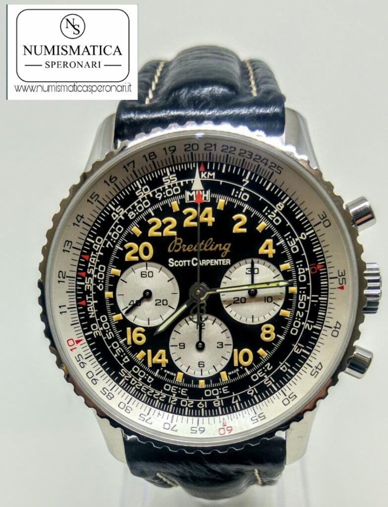 Breitling Cosmonaute Scott Carpenter Limited Edition