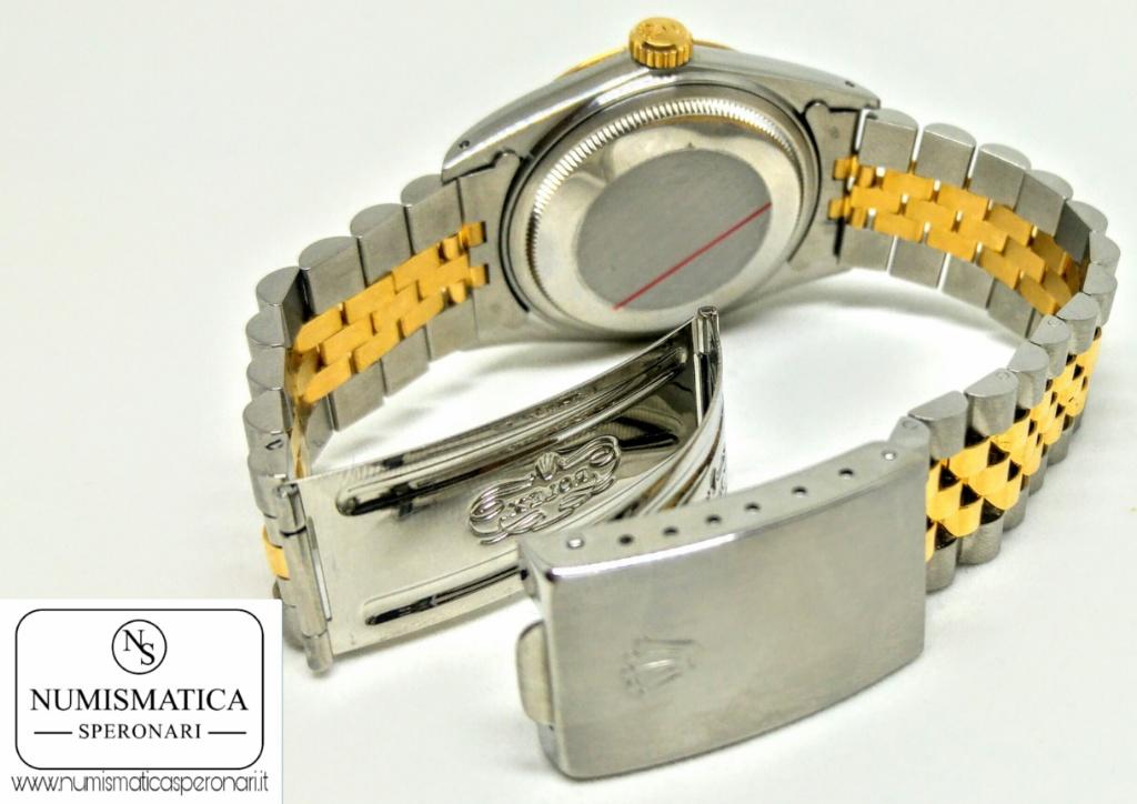 Rolex Datejust 16013 acciaio oro