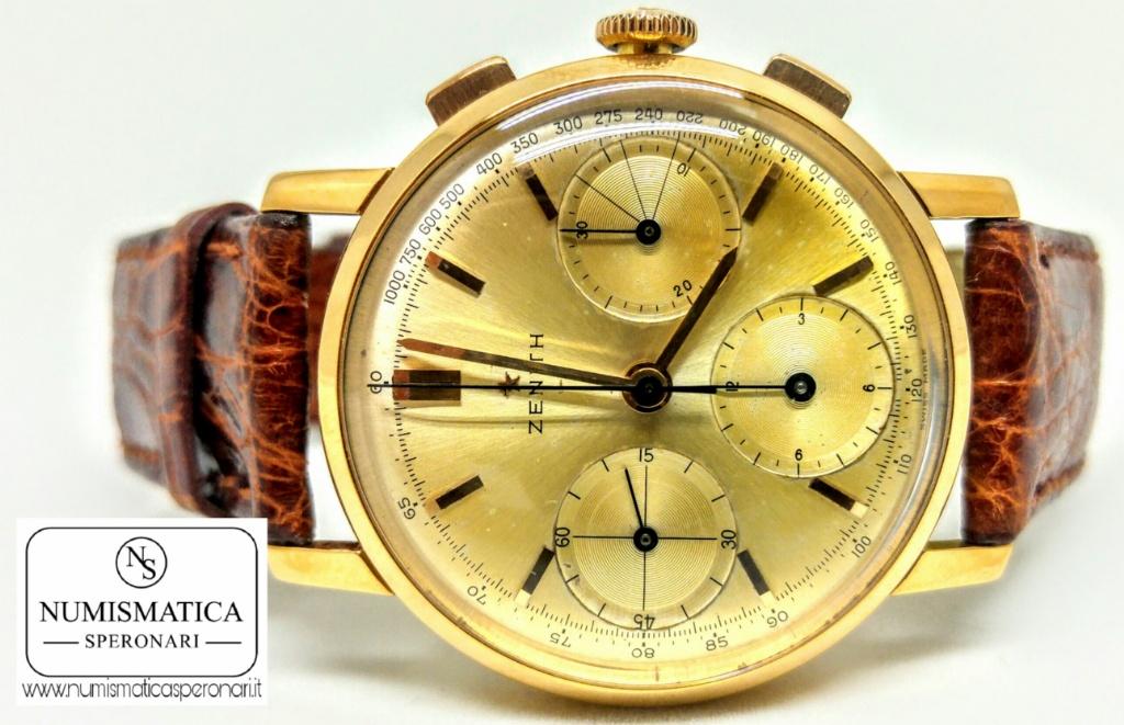 Zenith Cronografo calibro 156H