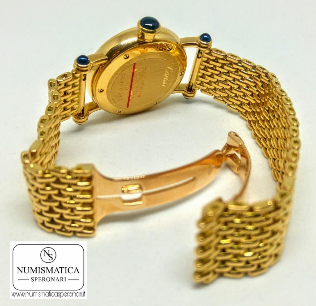 Cartier Diabolo deployante in oro