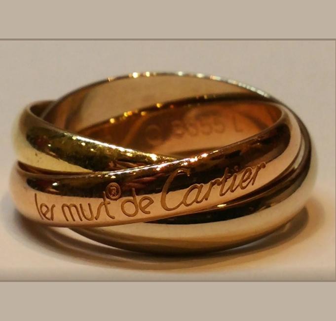 Trinity Cartier oro