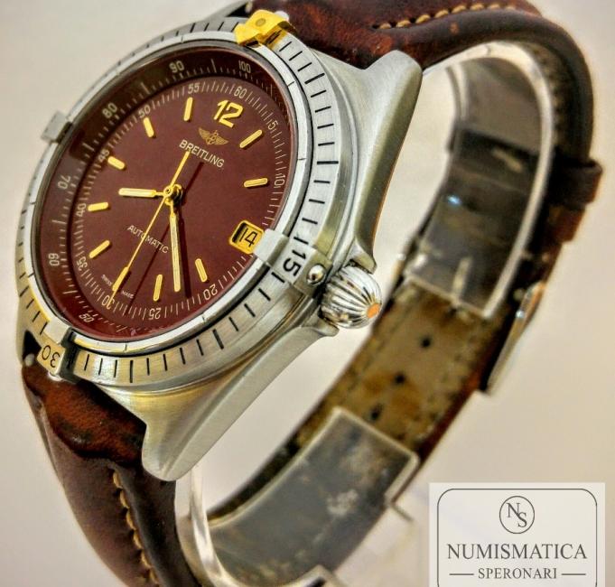 Orologi Breitling - Antares Acciaio
