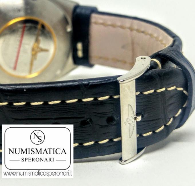 Breitling Chronomat 81950A cinturino pelle