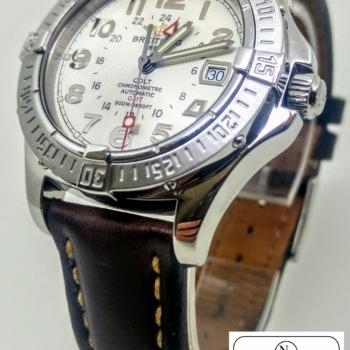 Breitling Colt GMT A32350