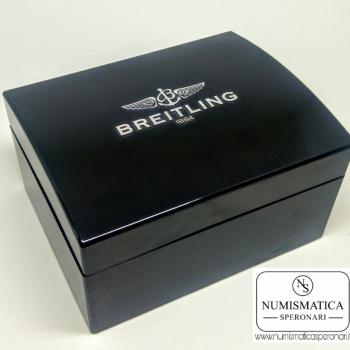 Breitling Colt GMT scatola con logo