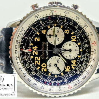 Breitling Cosmonaute Scott Carpenter acciaio