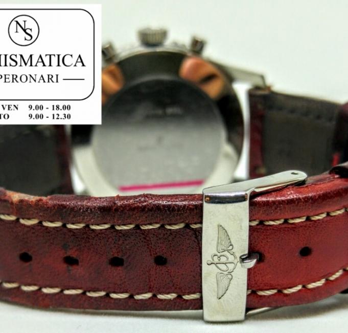 Breitling 806 Navitimer cinturino pelle