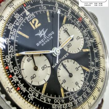 """Breitling 806 Navitimer """"Double Plane"""""""