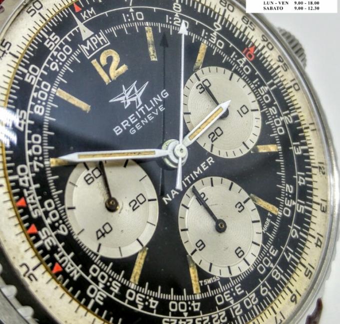 Breitling 806 Navitimer