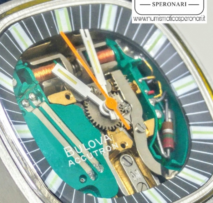 Bulova Accutron movimento