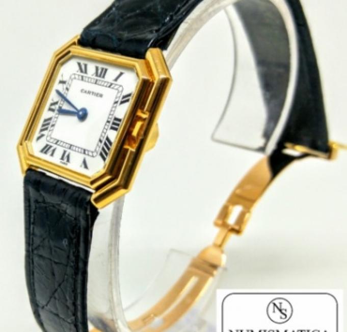 Cartier Ceinture cassa oro