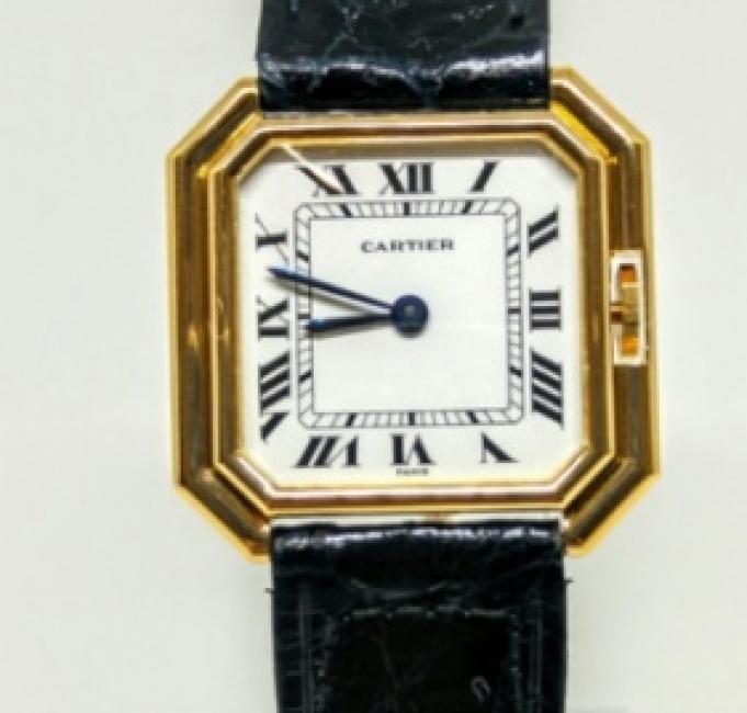 Cartier Ceinture carica manuale