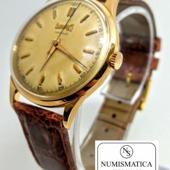 Eberhard Automatic cassa oro