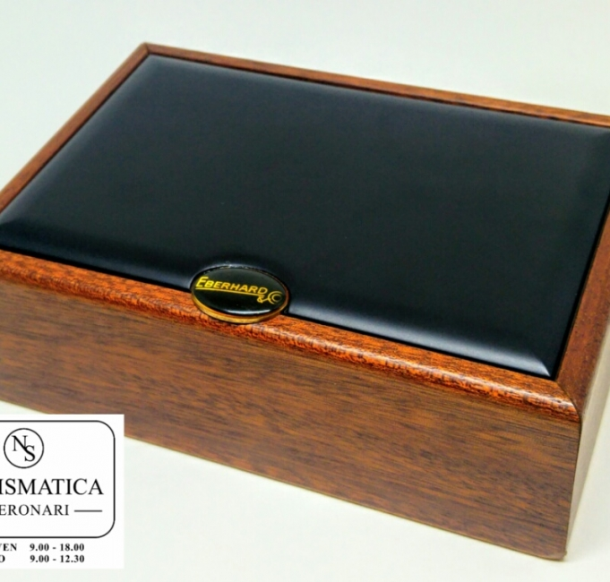 Eberhard extra fort scatola in legno