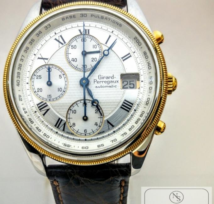 Girard Perregaux chrono 4900