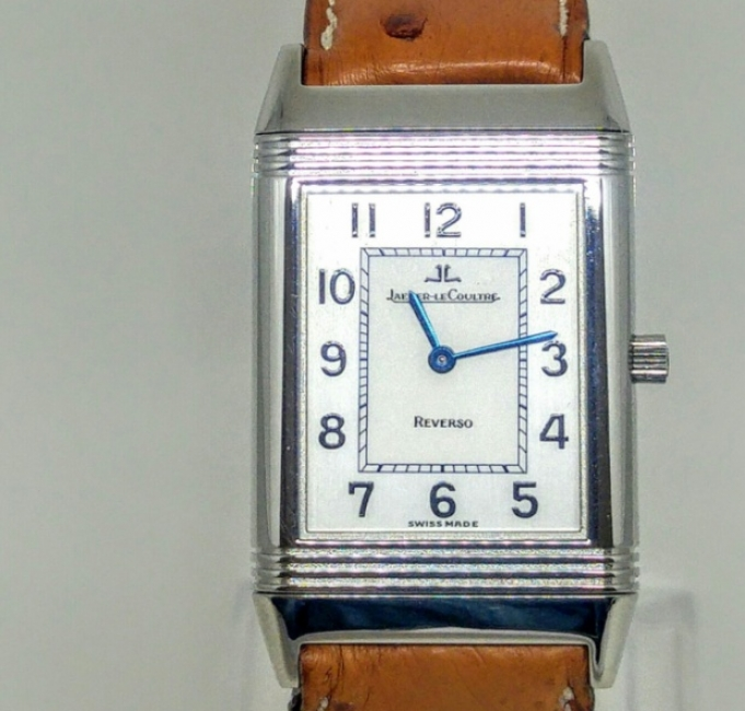 Jaeger LeCoultre Reverso carica manuale