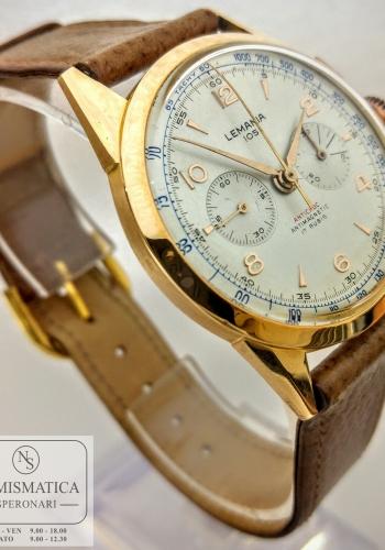 chrono vintage Lemania 105