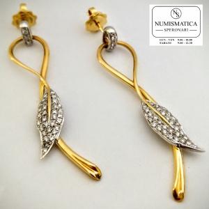 orecchini Alfieri St John diamanti