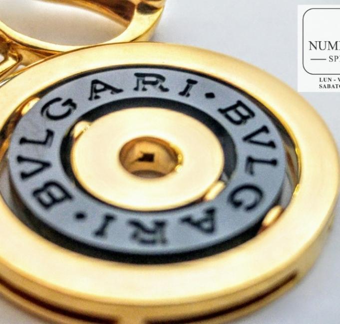 gioielli usati Orecchini Bulgari oro giallo