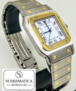 Orologi usati Milano Cartier Santos