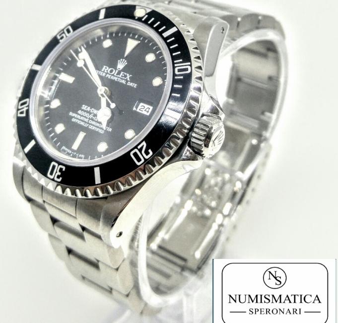 Rolex Sea Dweller usato