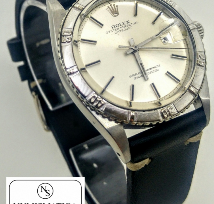 Rolex Turn o Graph thunderbird
