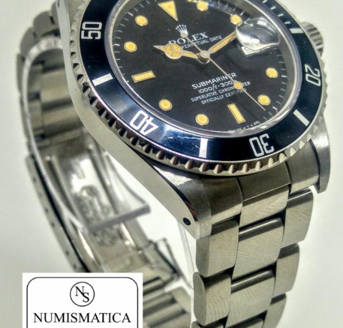 Submariner 16800 con scatola e garanzia