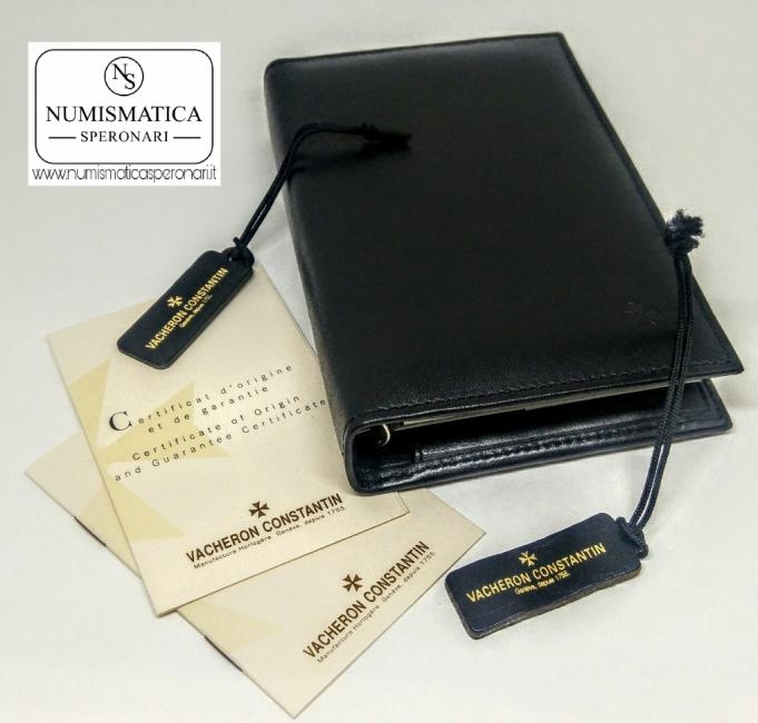 Vacheron Constantin Chronograph libretti e garanzia