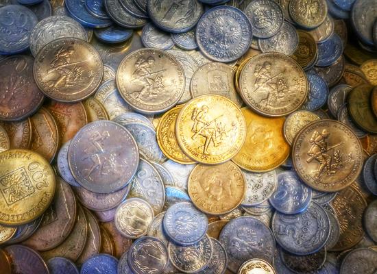 Valutazione monete