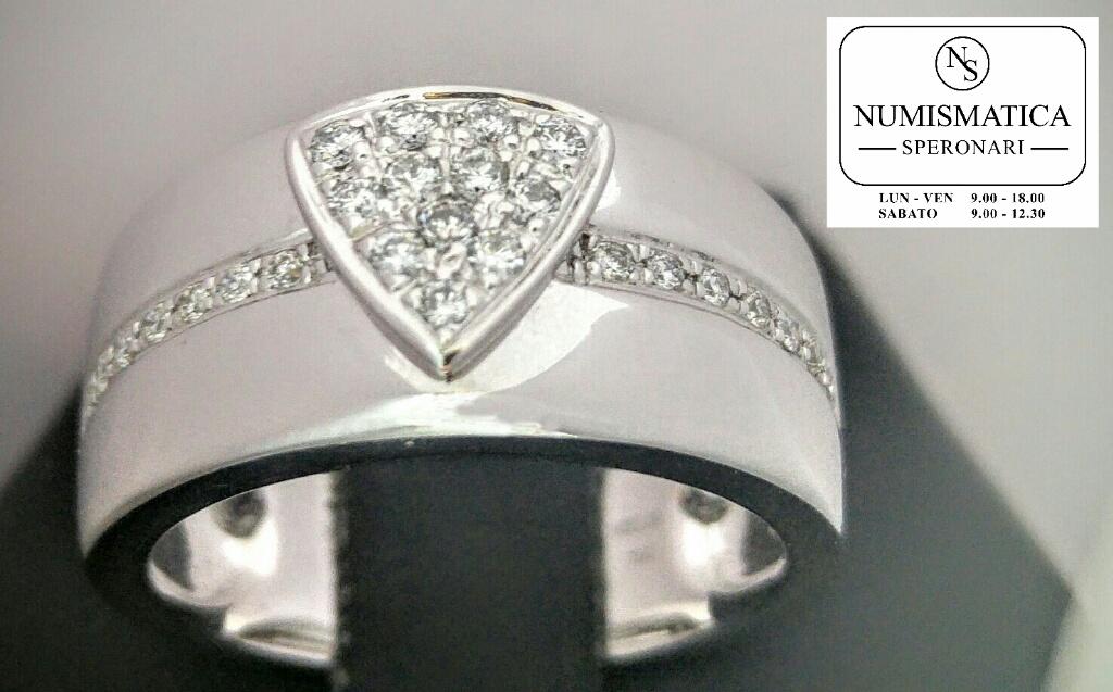 anello Mauboussin diamanti