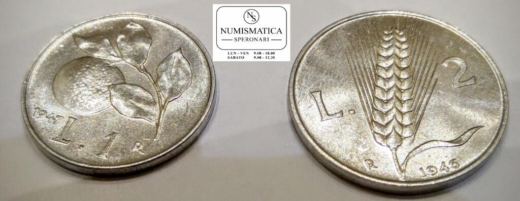 2-lire-1946-e-1-lira-1947-rovescio-numismatica-speronari-via-speronari-7-milano