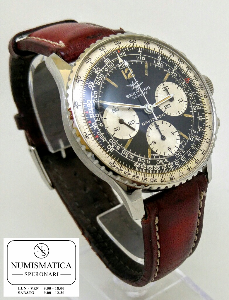Breitling 806 Navitimer carica manuale