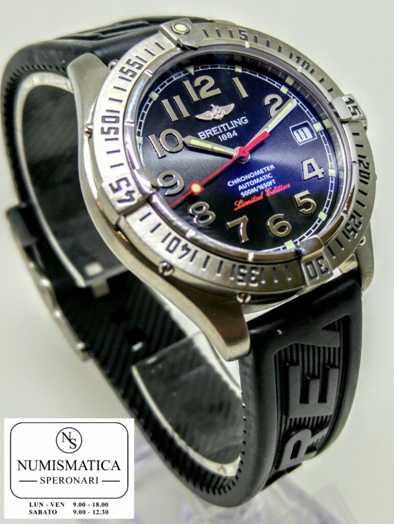 Breitling Colt Limited edition acciaio