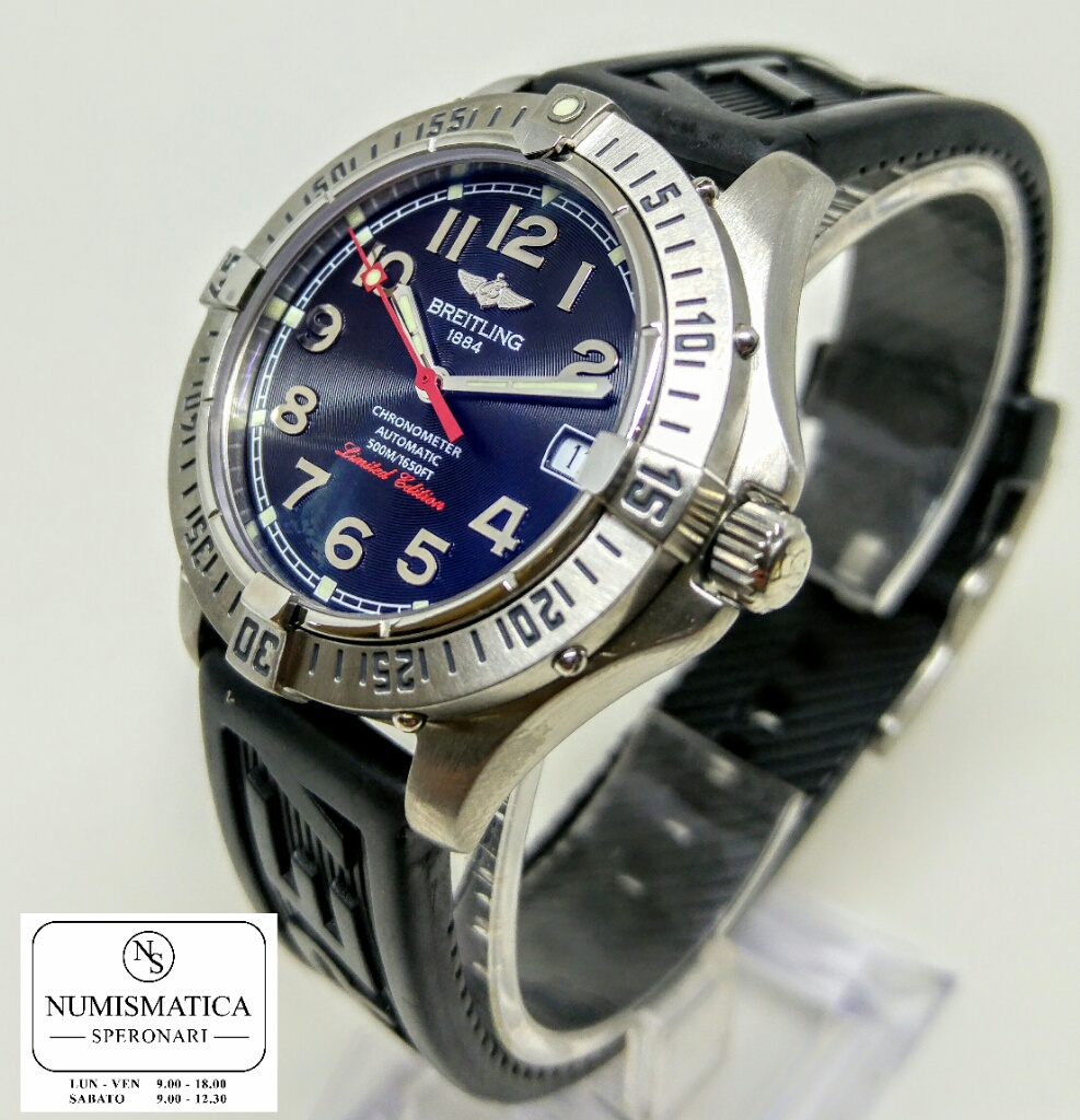 Breitling Colt Limited Edition subacqueo