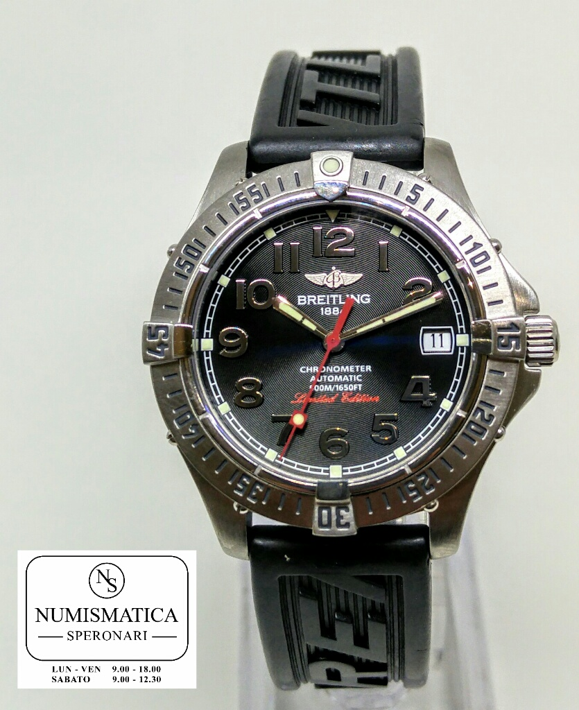 Breitling Colt Limited Edition 250 pezzi