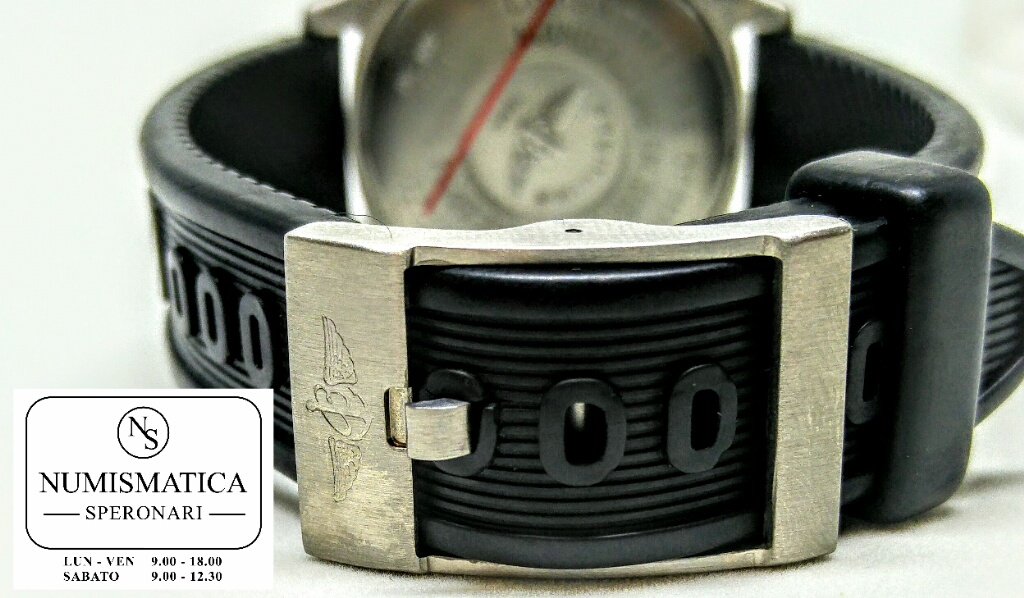 Breitling Colt Limited Edition cinturino in gomma