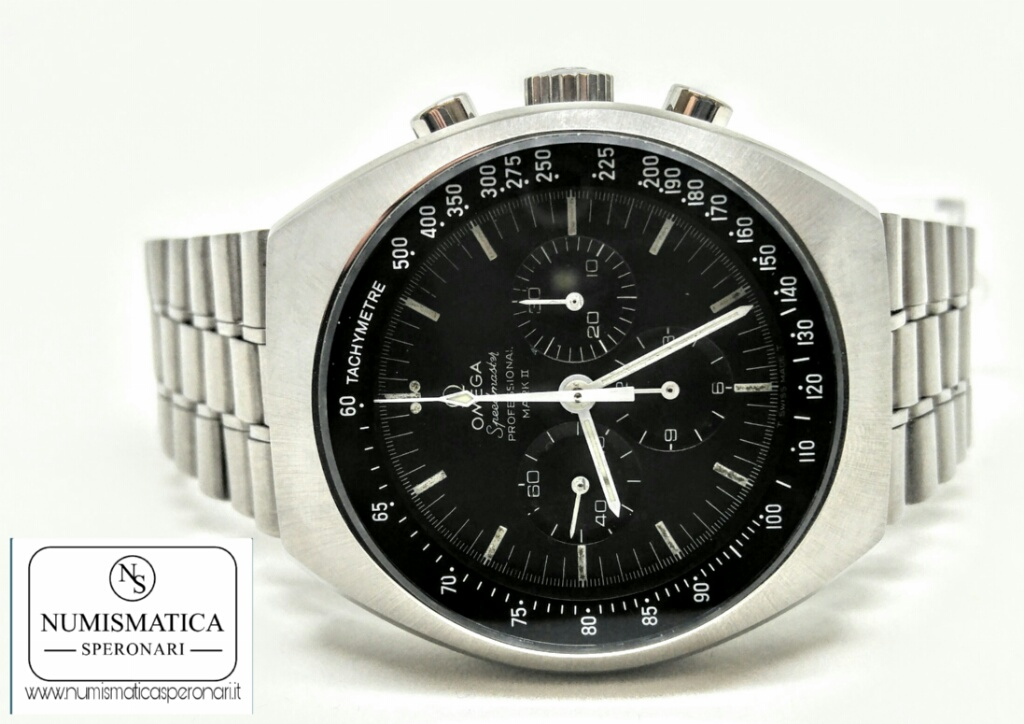 Omega Speedmaster Mark II calibro 861