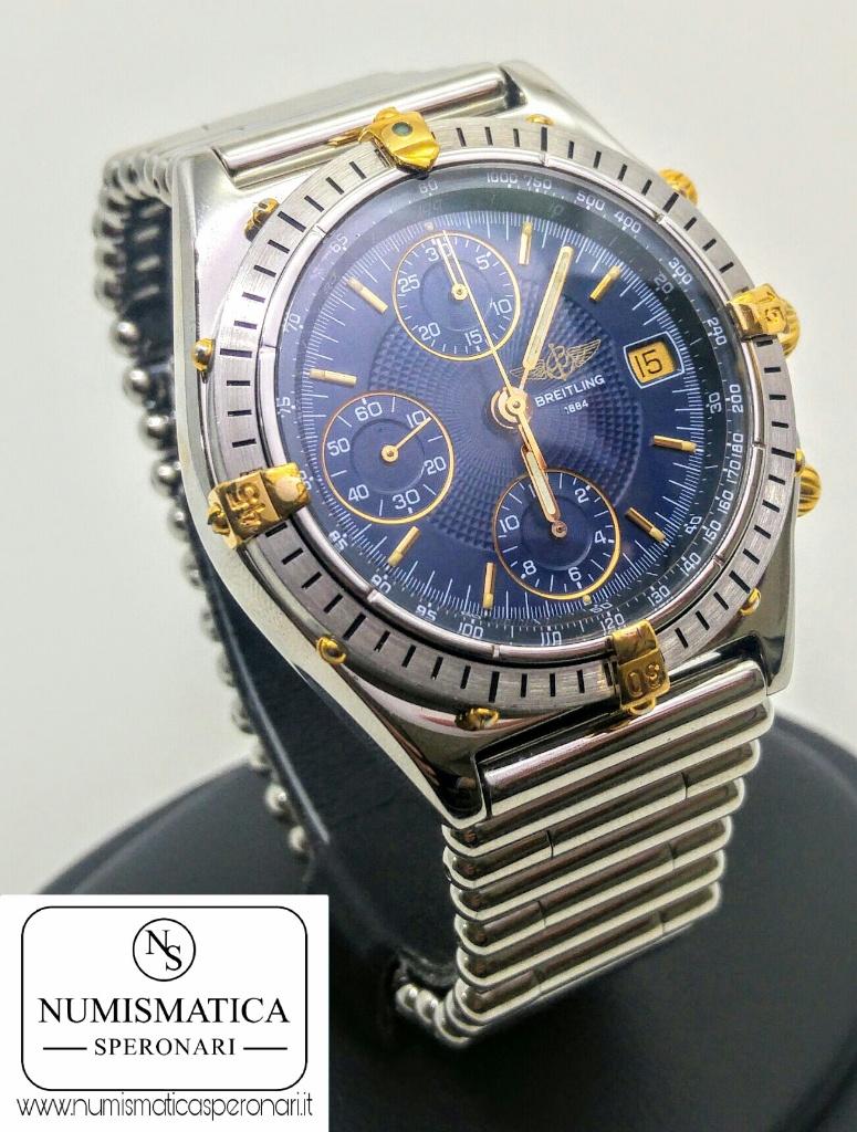 Breitling Chronomat acciaio