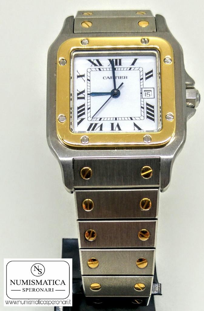 Cartier Santos automatico