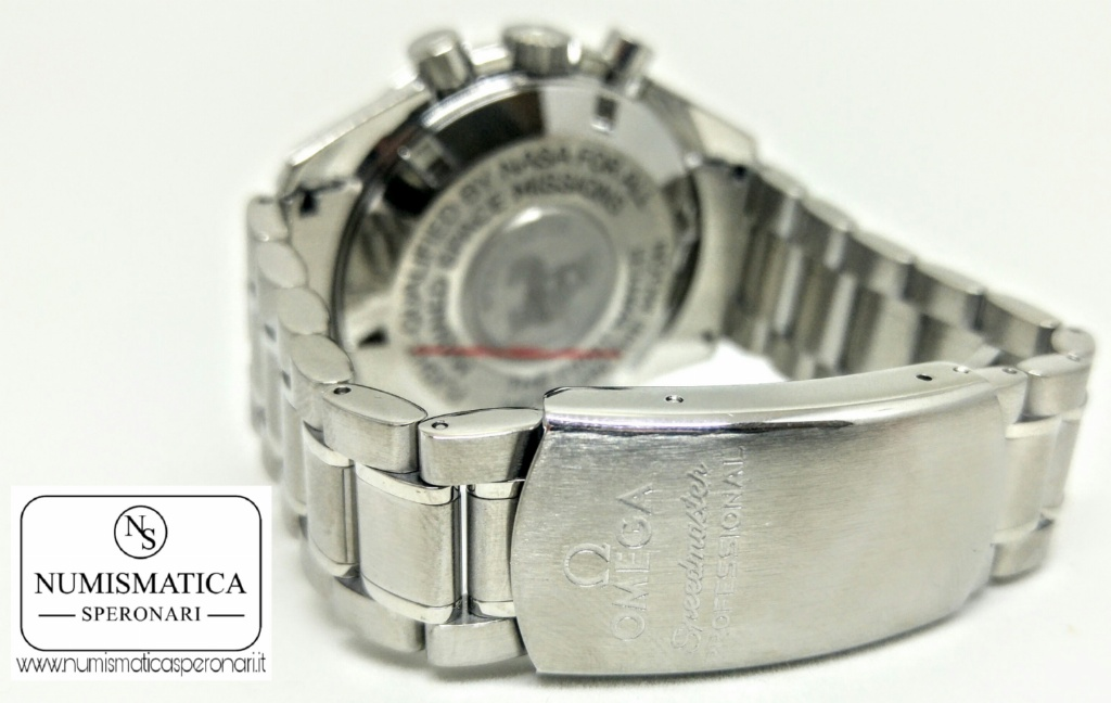 Omega Speedmaster braccialato