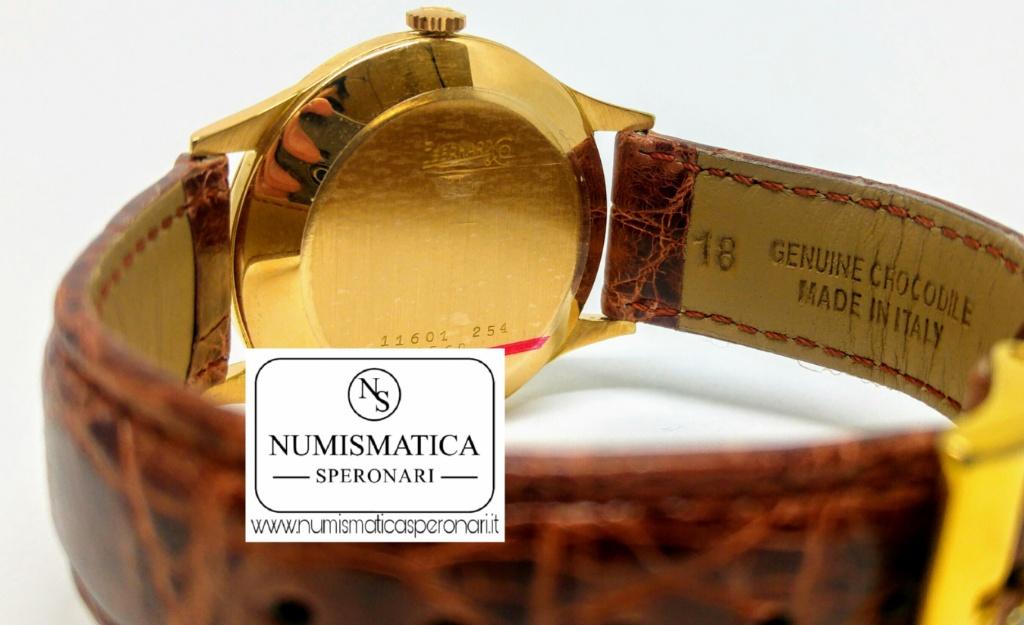 Eberhard Automatic cinturino coccodrillo