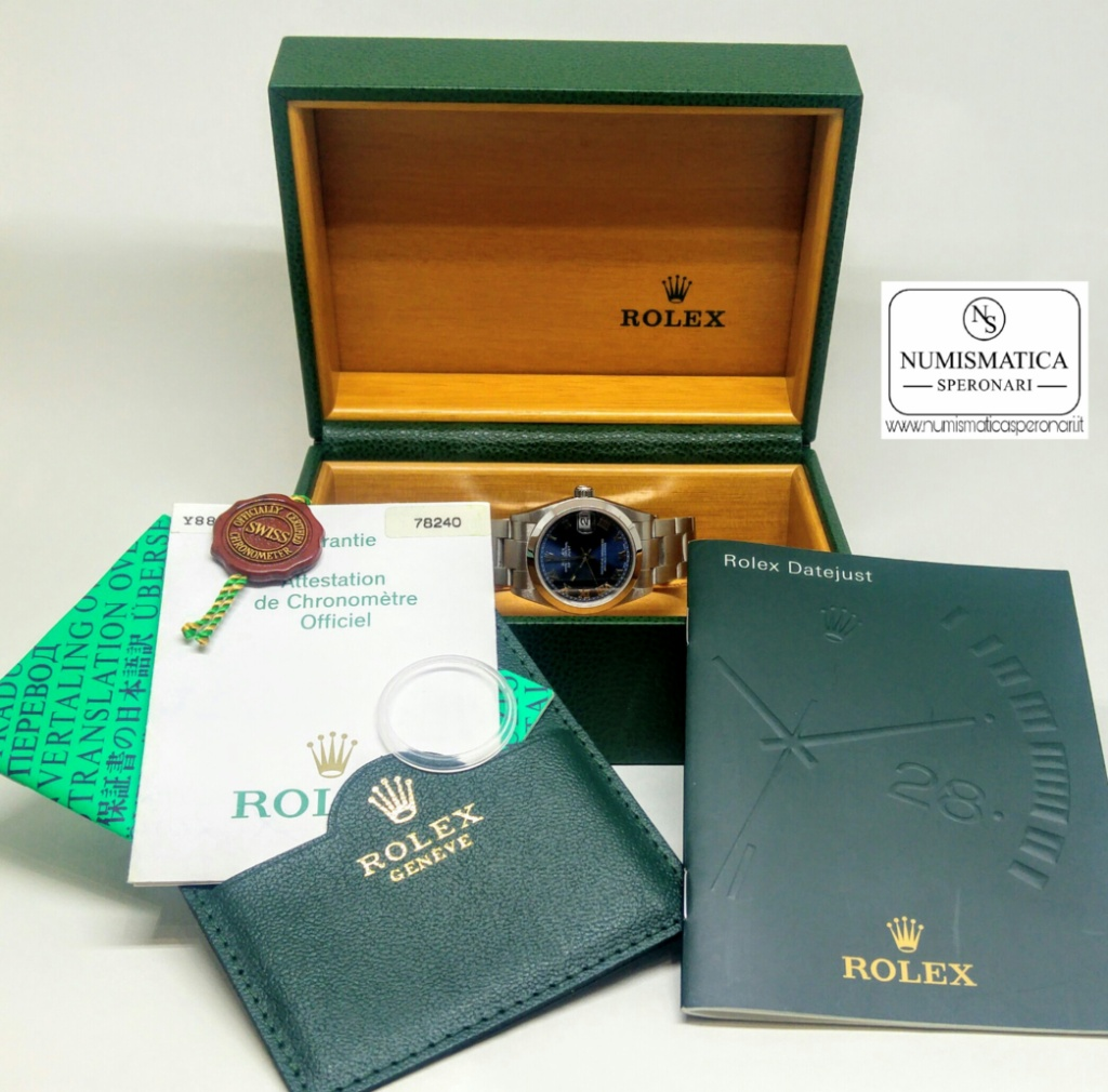 Rolex Lady FULL SET