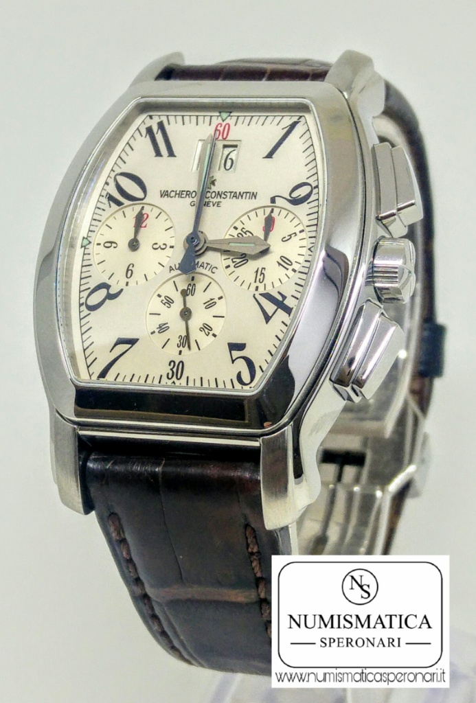 Vacheron Constantin Chronograph acciaio